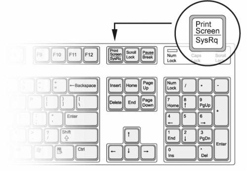 Программа для создания скриншотов с экрана