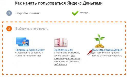Добавляем в WordPress форму для пожертвований от Яндекс