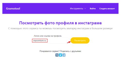 Используем онлайн-сервис gramotool.ru