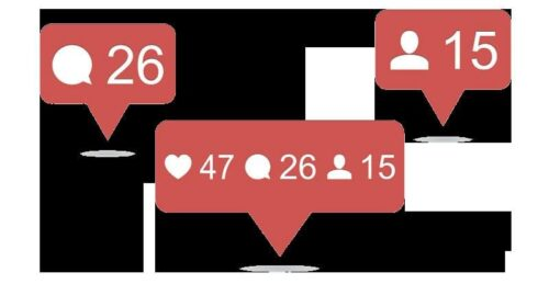 Активность и вовлеченность в Инстаграмме